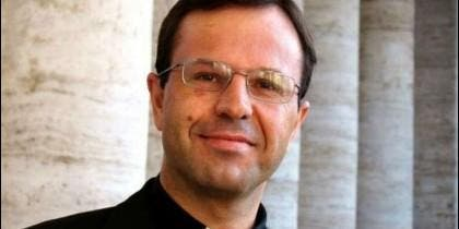 El sacerdote austriaco Hermann Geissler.