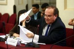Luis Nava, ex secretario general de Presidencia