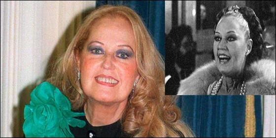 La actriz Analía Gadé.