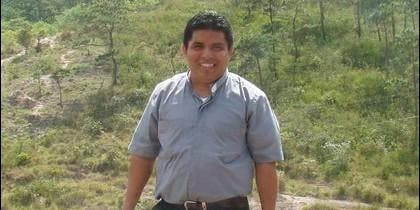El P. Cecilio Pérez Cruz.