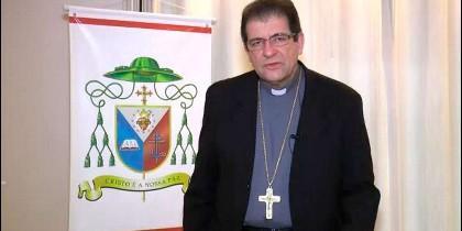 El obispo de Limeira, Vilson Días de Oliveira.