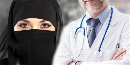 El médico y la musulmana