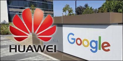 Google contra Huawei.