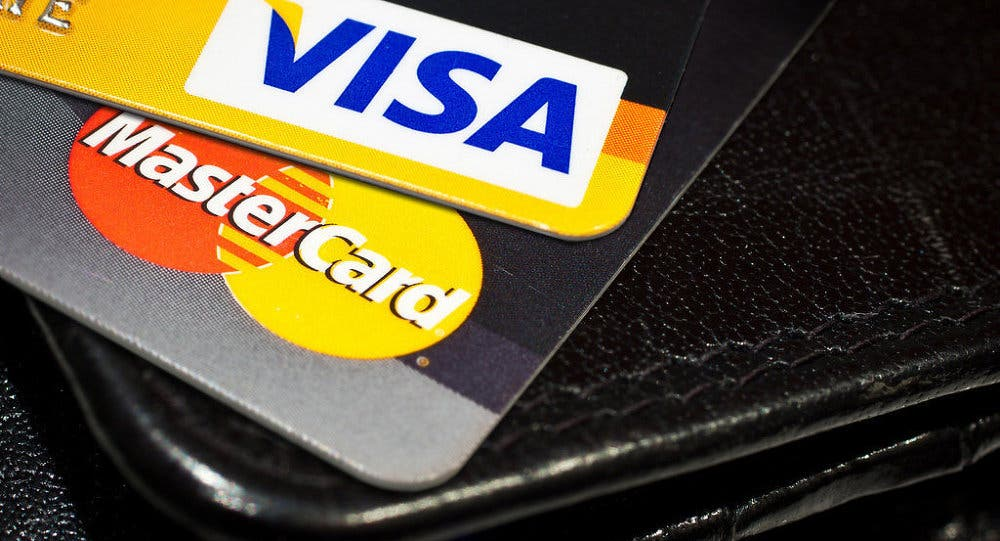 Uso de Visa y Mastercard podría cesar antes de 2020