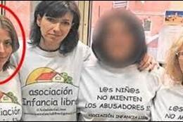 Ana María Bayo, Patricia González y María Sevilla