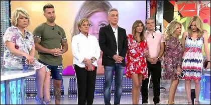 Colaboradores de 'Sálvame'  (Telecinco)