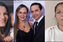 Adriana Camacho, Glorimar Soto, Armando Parra y Belkis Abreu