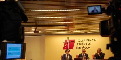 Presentación del informe de Evaluación del impacto socioeconómico de la Iglesia católica en España.