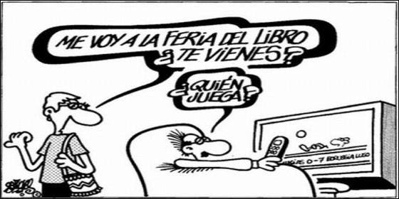 Humor: el fútbol, la cultura y los españoles.