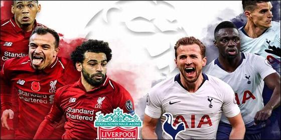 Harry Kane tendría minutos en Final de Champions contra Liverpool
