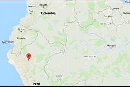 Terremoto en Perú.