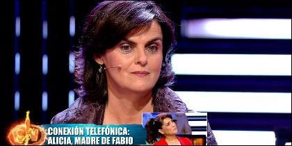 Elvira, madre de Violeta  (Telecinco)