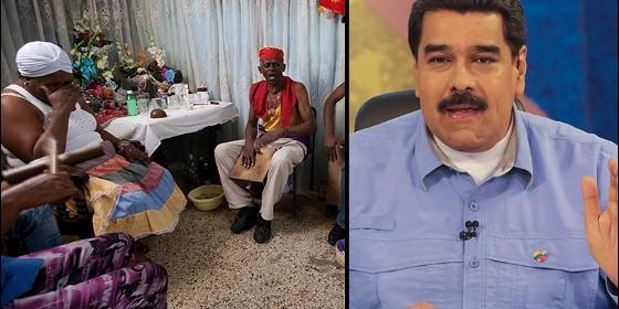 Carvajal desmiente a Maduro