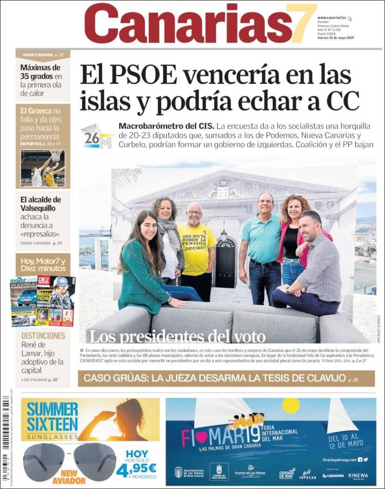 Canarias 7 publicidad canarias 7 medios tejeda7 - Ofertas canarias enero ...