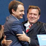El canciller Schröder adelantará las elecciones tras perder las regionales de Renania
