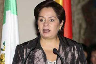 Patricia Espinosa, Canciller Mexicana