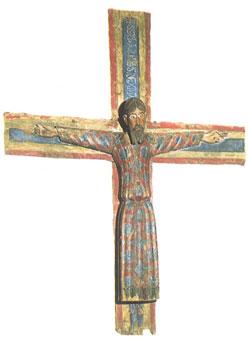 ¿Qué puedes decir de esta imagen? Cristo-romanico