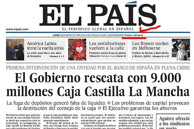 el pais diario independiente de la manana: