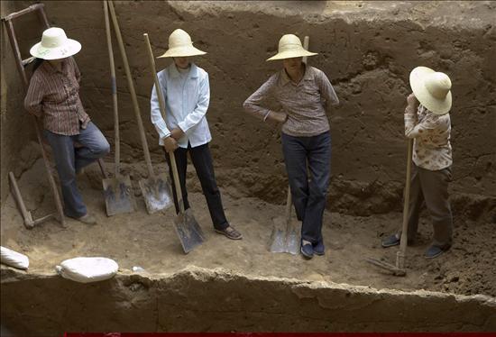 Una flauta de hueso de avutarda con más de 7 milenios es datada en China