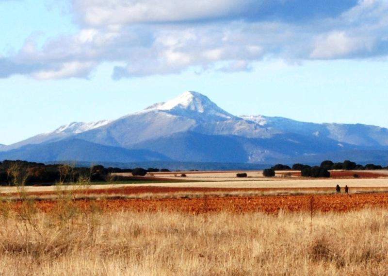 PICO OCEJÓN. Montaña mágica de Iberia vieja