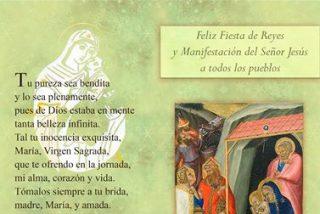 """""""Décima de la Inmaculada"""", de Mañueco"""