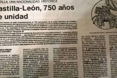 Castilla y León, ocho siglos de unidad, treinta y cinco años de separación política entre ambas Castillas (no cultural)