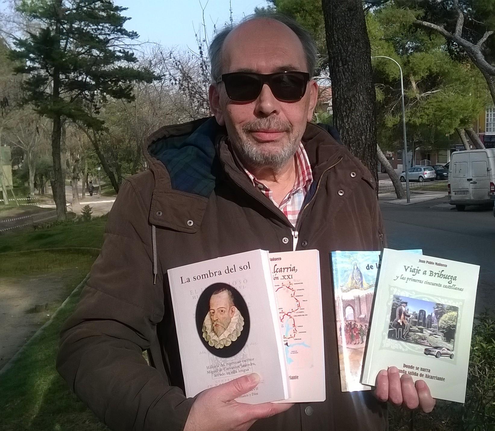Bibliografía y biografía de Juan Pablo Mañueco | El blog literario ...