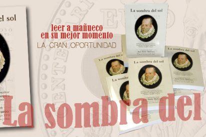 """""""La sombra del sol"""", una novela premiada antes de publicarse"""