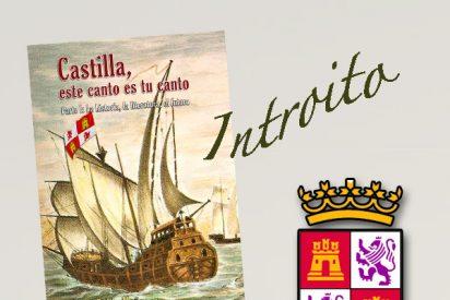 Castilla, este canto en tu canto, Mañueco, en cartulina