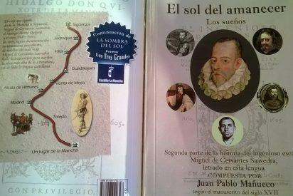 """""""El sol del amanecer"""", la 2ª parte de """"La sombra del sol"""" Premio Castilla-La Mancha"""