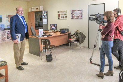 Fotos TV Castilla-La Mancha, Mañueco