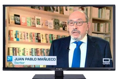 Entrevista Informativo Castilla-La Mancha Media TV