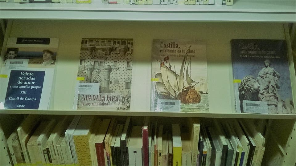 Algunos libros recientes Mañueco