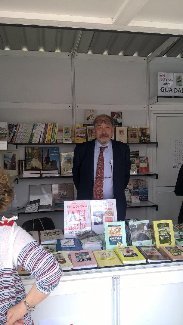 Feria Libro Guadalajara y algunas novedades del año