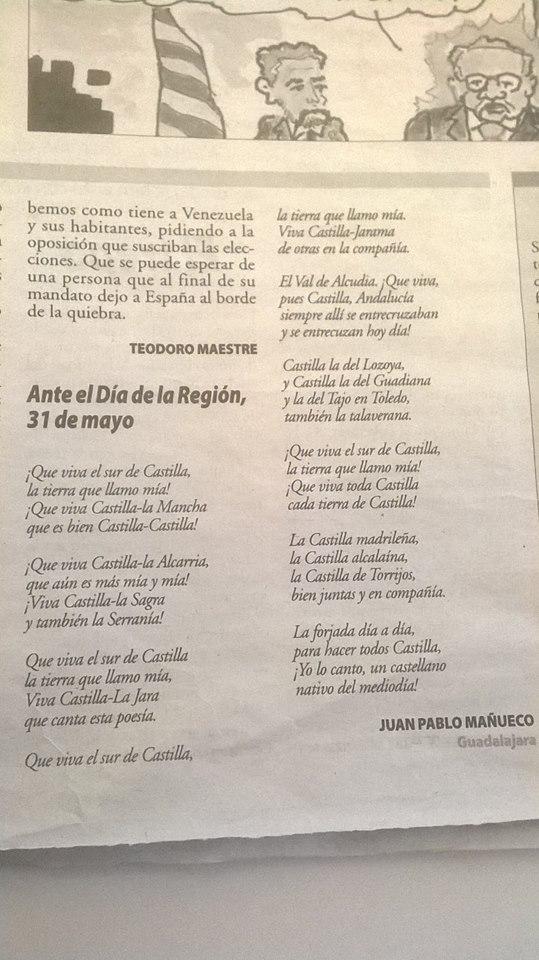 """Castilla-La Castilla, nombre sensato de """"Castilla-La Mancha"""""""