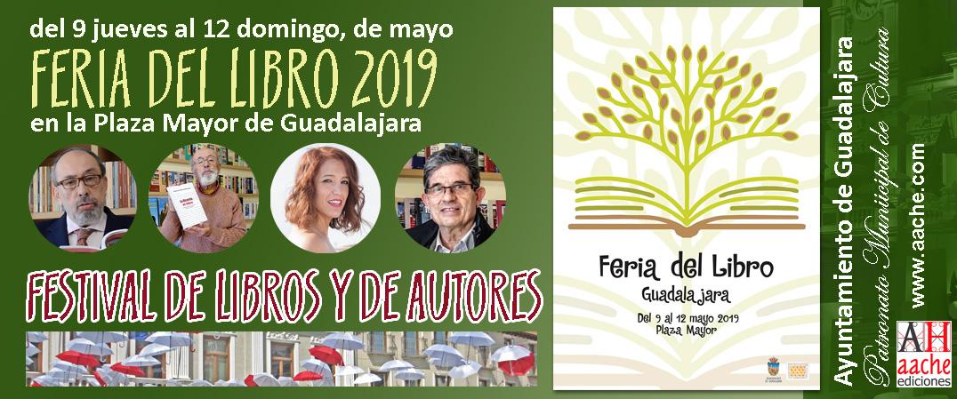 Feria Libro Guadalajara, 2019. Hoy firma Juan Pablo Mañueco