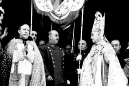 Franco, el espejo para la Iglesia española de 2019