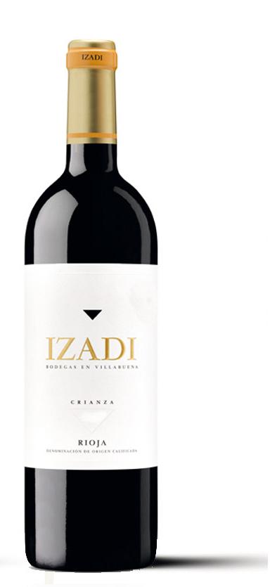 IZADI, Mejor CRIANZA calidad/precio