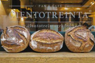 CIENTOTREINTAº, AROMA a PAN y CAFÉ RECIÉN hecho