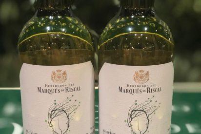 MARQUÉS de RISCAL Sauvignon Blanc 2018, PREMIO en BEBIDAS ECO