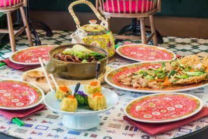 HONG KONG 70, SABORES tradicionales de CHINATOWN