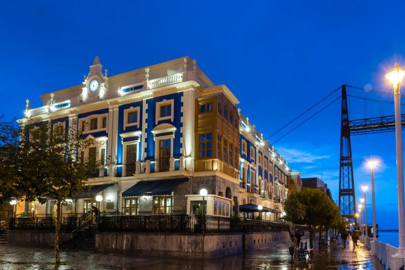 PUENTE COLGANTE Boutique HOTEL, el PORTUGALUJO se RENUEVA