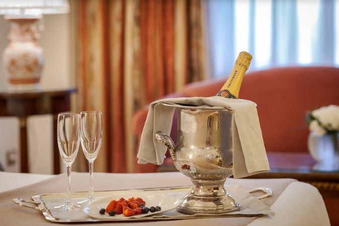 CELEBRA un SAN VALENTÍN de LUJO en los HOTELES ORFILA, HERITAGE e INTERCONTINENTAL Madrid