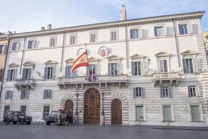 Si tuviéramos embajada en Italia