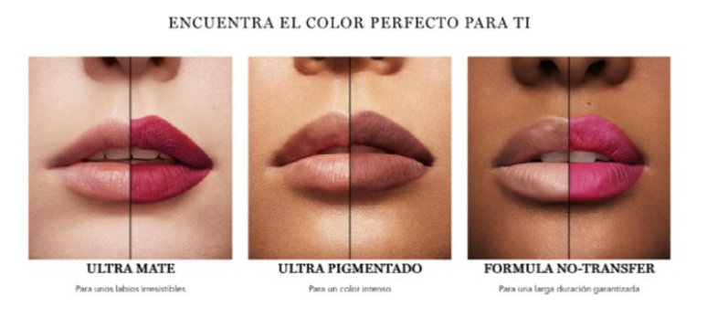 Lancôme crea un espejo virtual para que pruebes cómo te queda el maquillaje antes de comprarlo vía online