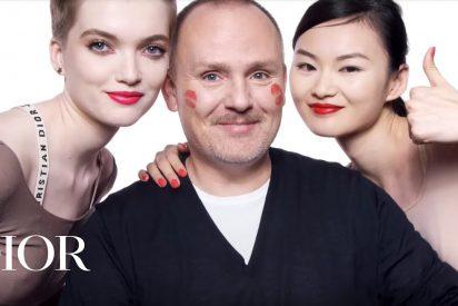 Celebra el Día Internacional de la Barra de Labios con Dior Makeup