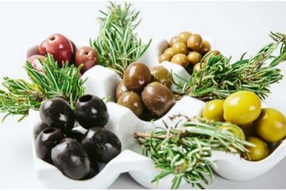 ¡We love olives! Aceitunas, el aperitivo saludable