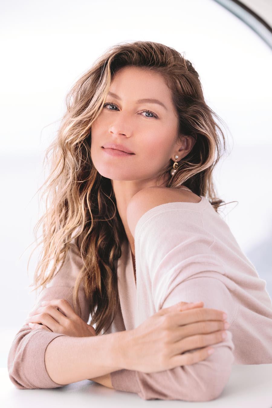 Gisele Bündchen, el nuevo rostro de Capture Totale de Dior