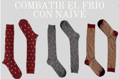 NAÏVE: Calcetines para combatir el frío