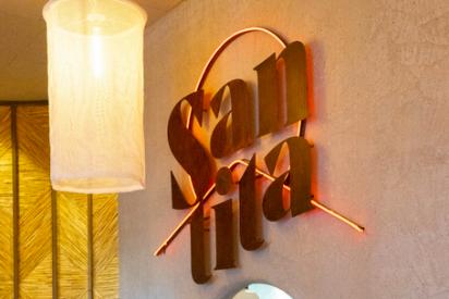 Si no has probado el nuevo restaurante mexicano Santita... ya estás tardando